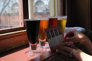 Beer History at City Tavern