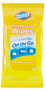 cloroxdisinfectingwipesonthegocitrusblend