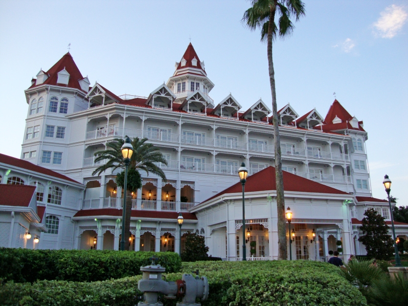 Disney's Grand Floridian Resort