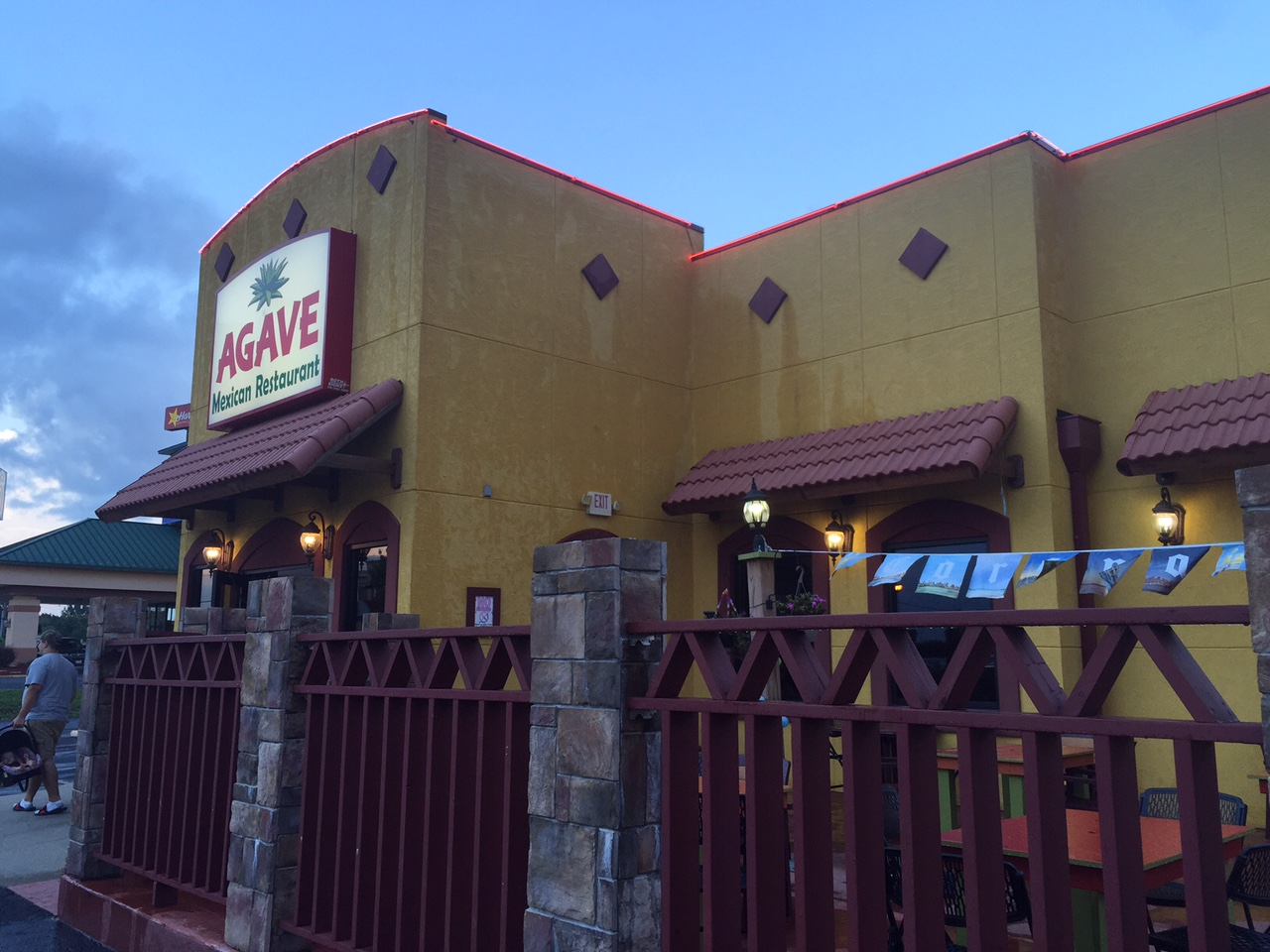 Agave Mexican Restaurant Mt Vernon Illinois Up Down Travel