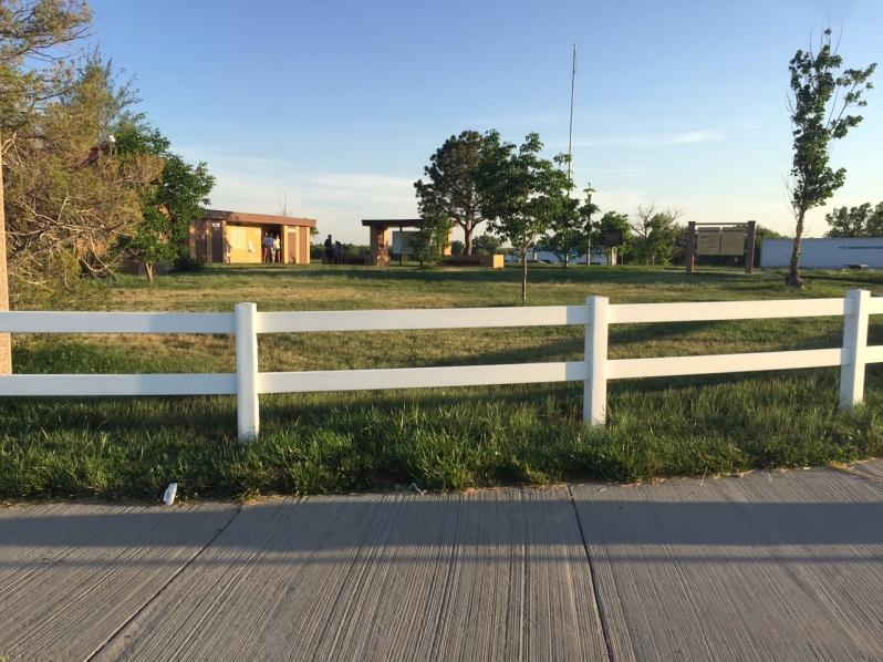 Deer Park Rest Area, Illinois