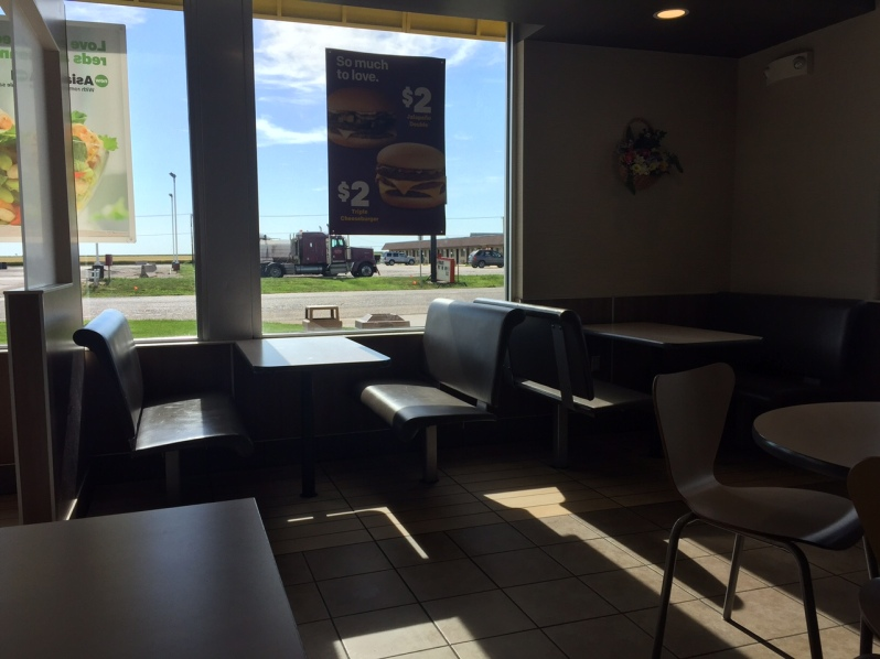 McDonalds Burlington CO