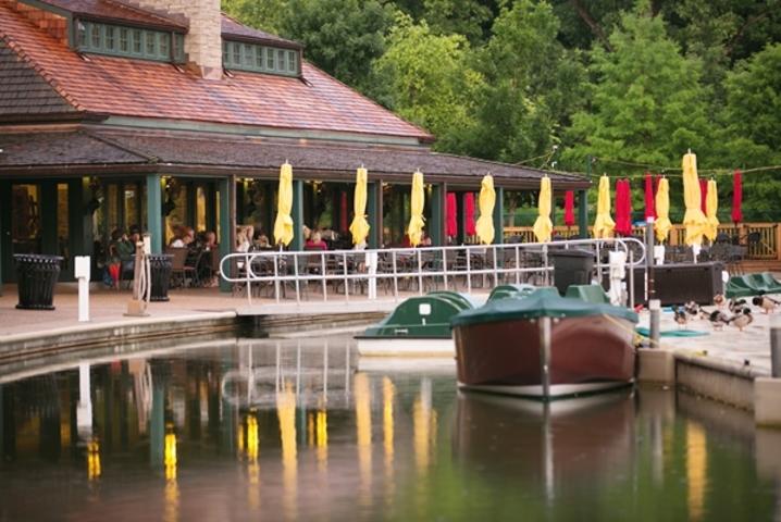 Boathouse St lOuis