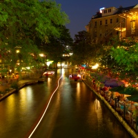 A Day In:  San Antonio, Texas- Riverwalk Edition