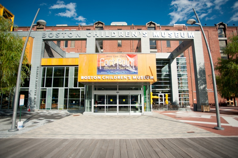 Boston Children's Museum, Massachusetts Tourism Board