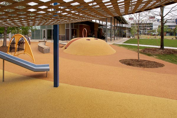 Playground at Discovery